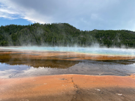 10 things to visit in Yellowstone over a 4-day weekend