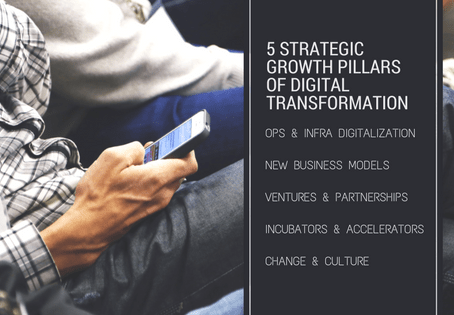 5 Strategic Growth Pillars of Digital Transformation
