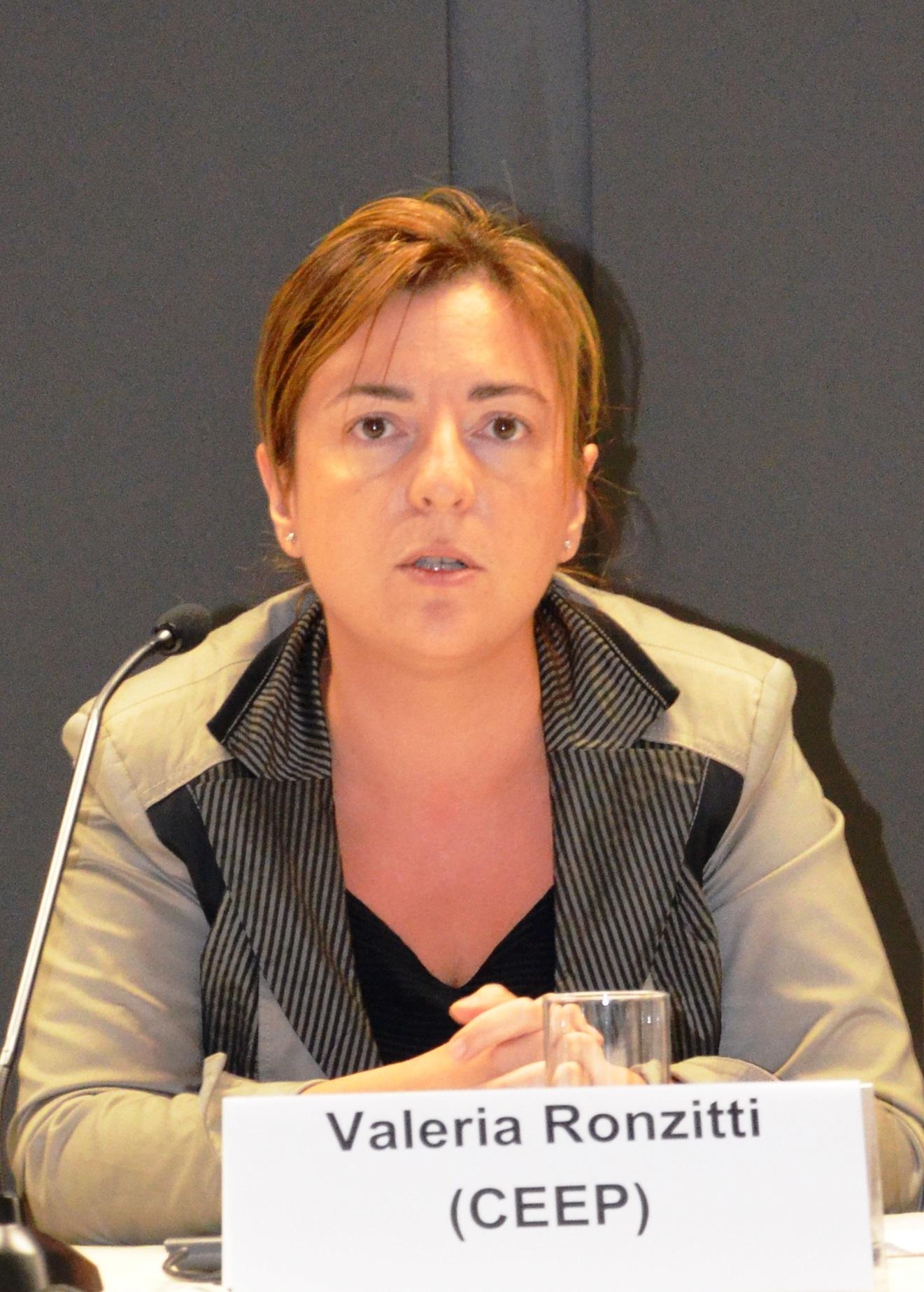 Valeria Ronzitti