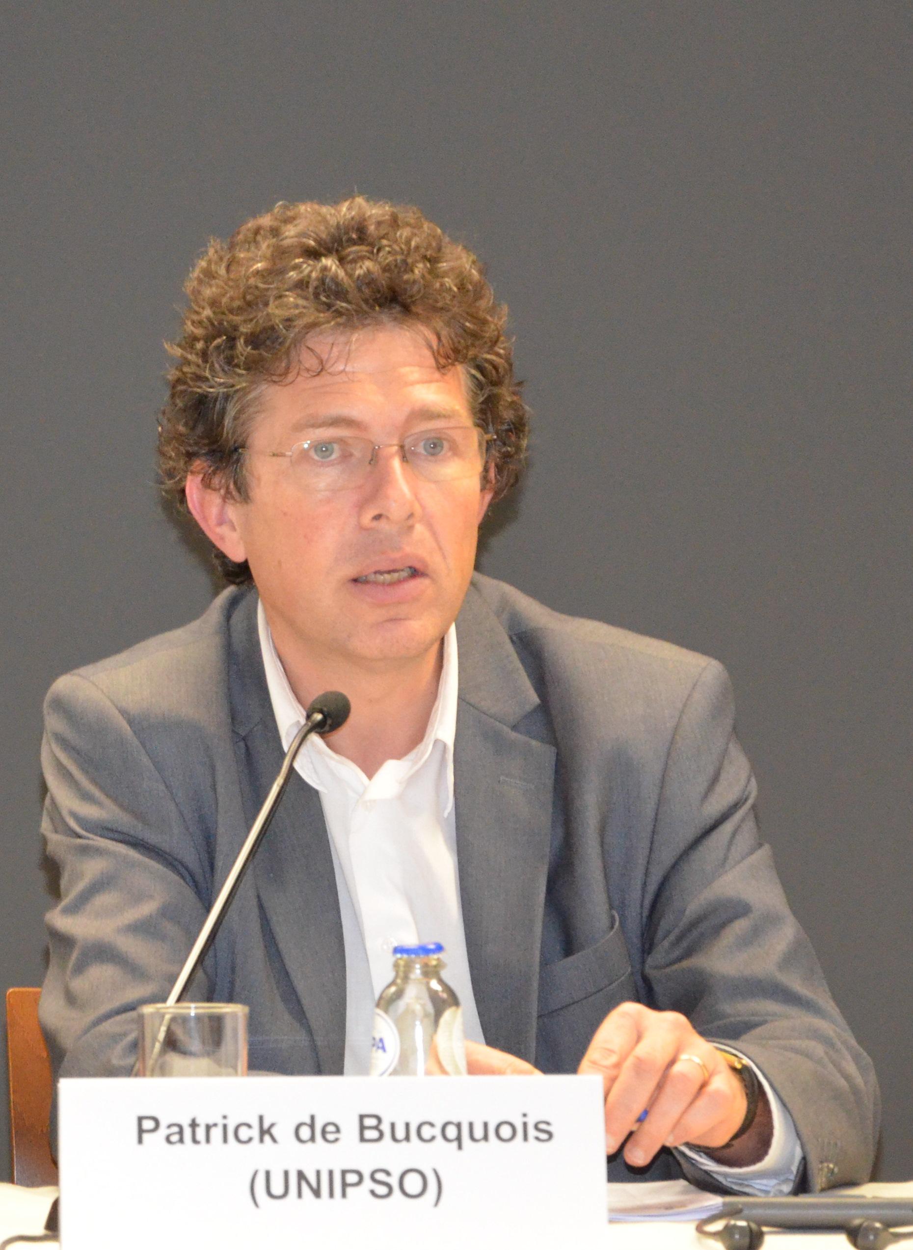 Patrick de Bucquois