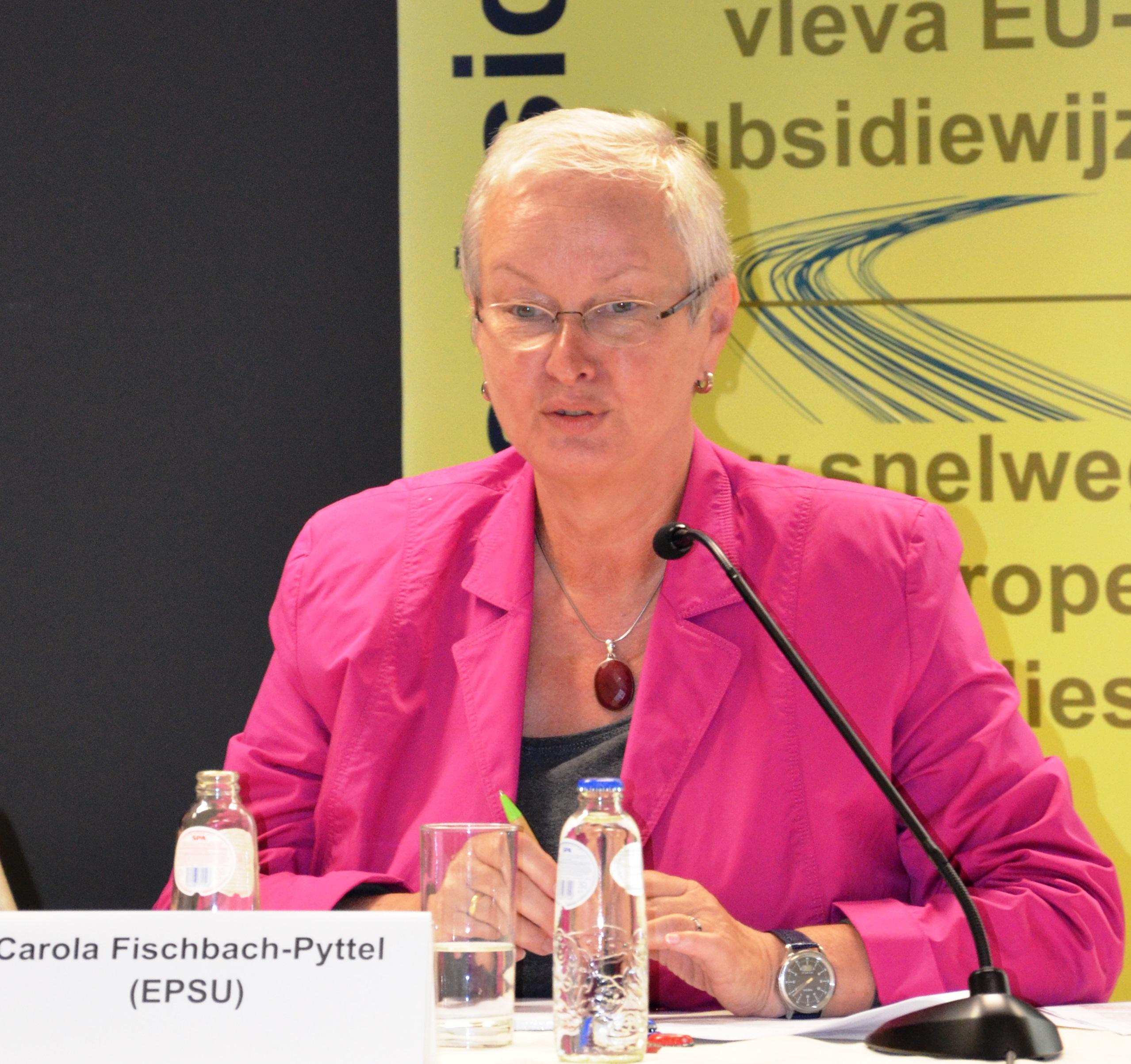 Carola Fischbach-Pyttel