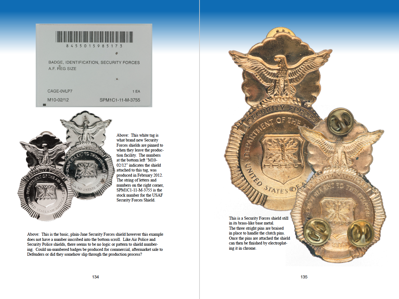The Badge Book   Sky-Cops and Peacekeepers Book