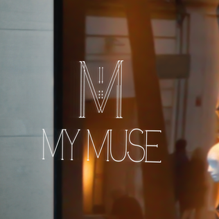 My Muse Logo Design