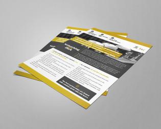 Networking Event Flyer Design