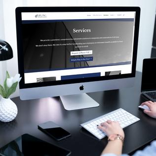 Life Inc. Branding and Web Design