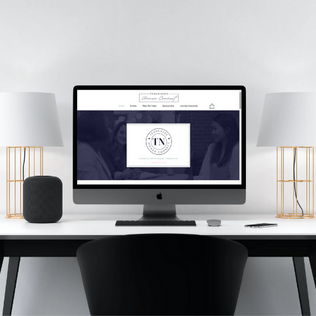 Tennesse Women Connect Branding and Web Design