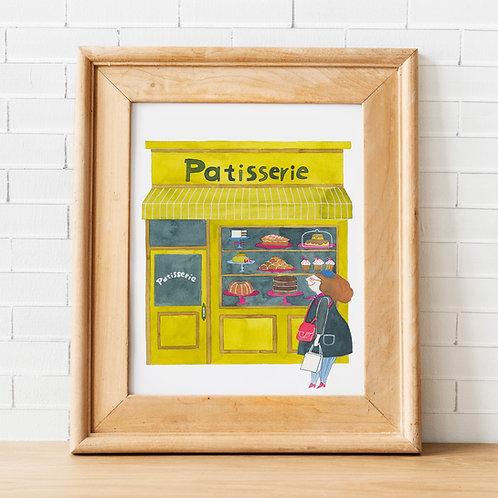 Patisserie (Neighborhood Shop)
