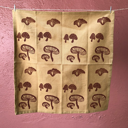 Mushroom Napkin