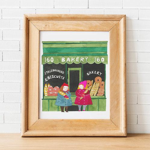 Bakery (Neighborhood Shops)