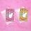 Thumbnail: Baby Stork Mini Card