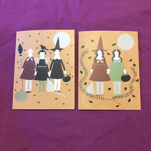 Halloween Card Set (Limited Offer)