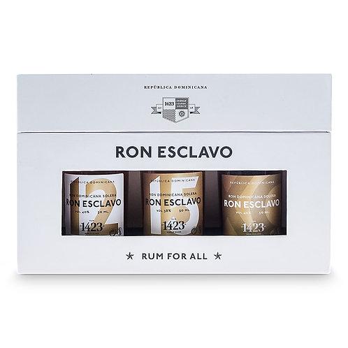 RON ESCLAVO MINI BOX