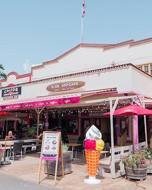 IL Gelato Cafe Haleiwa_Ice Cream_Coffee Haleiwa