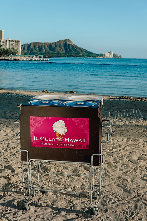 IL Gelato Hawaii_Catering_Wedding