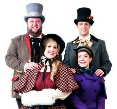 The Original Dickens Carolers