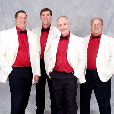 Inside Track Barbershop Quartet