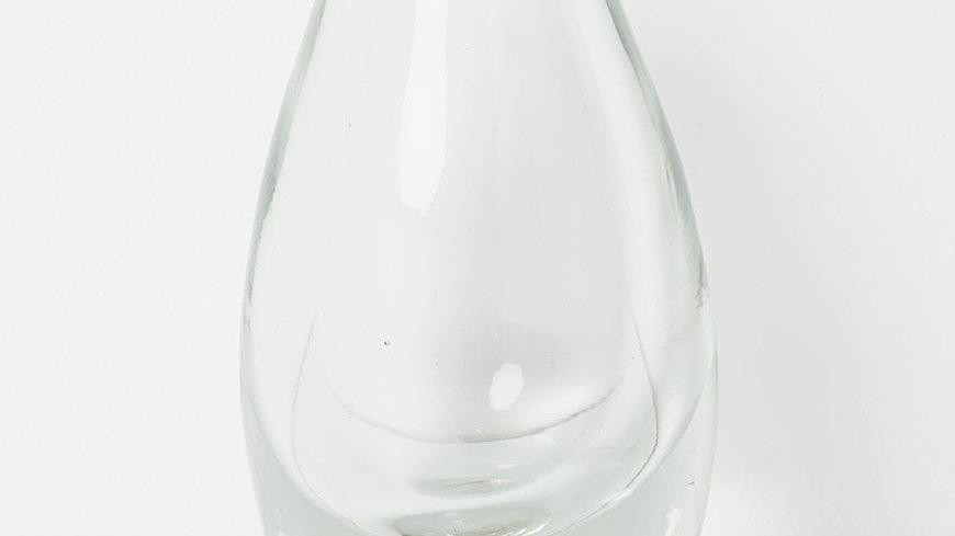 VASE - simple glass bud vase