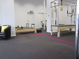 Brisbane Pilates & Personal Training Studio