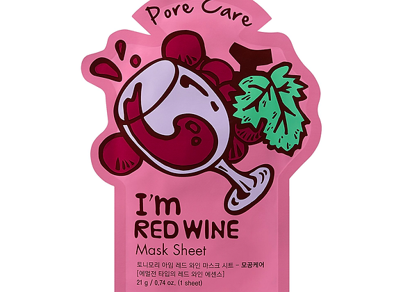 I'm real RED WINE