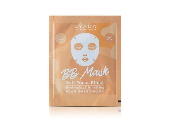 BB Mask - Brightening & Smoothing Sheet Mask - Light