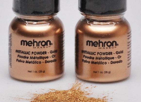 Mettalic Powder Oro
