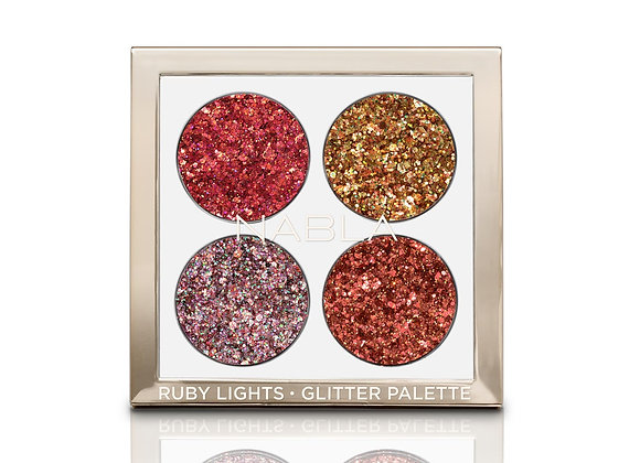 RUBY LIGHT GLITTER PALETTE