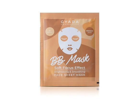 BB Mask - Brightening & Smoothing Sheet Mask - Medium