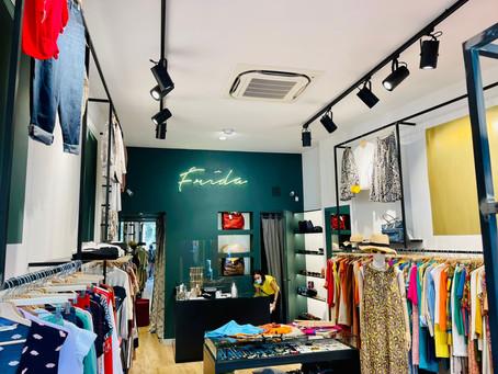 Come illuminare la meglio un negozio di abbigliamento