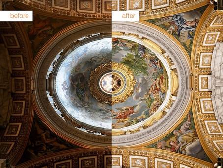Anche la Basilica di San Pietro ha scelto il LED….voi  cosa aspettate?