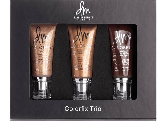 Colourfix Holiday Trio - Classic