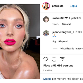 Trend per il make-up estate 2020