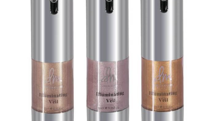 Illuminating veil trio