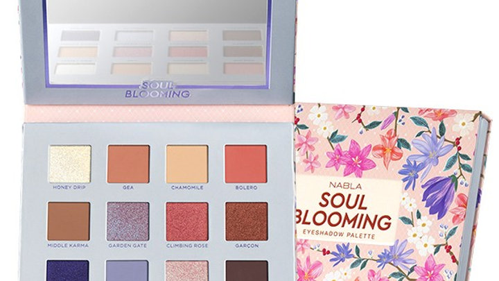 Soul Blooming Makeup Palette