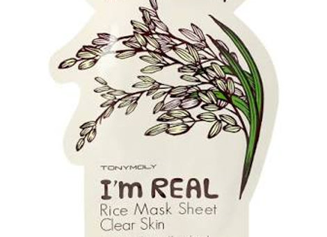 I'm real RICE
