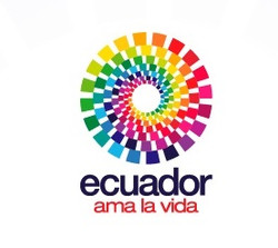 Ama la vida Ecuador logo