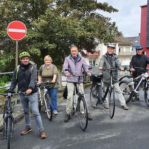Mehr Raum für den Radverkehr!