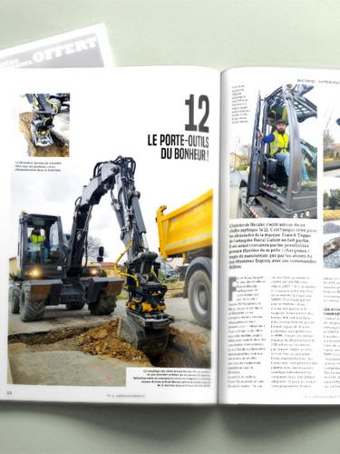 Presse pro [Travaux Publics & Aménagements magazine]