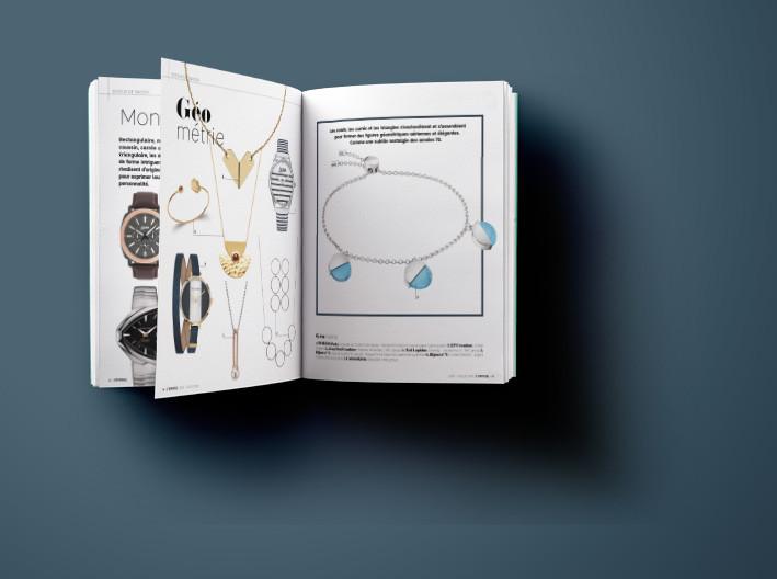 Direction artistique, magazines, presse, graphiste Lyon