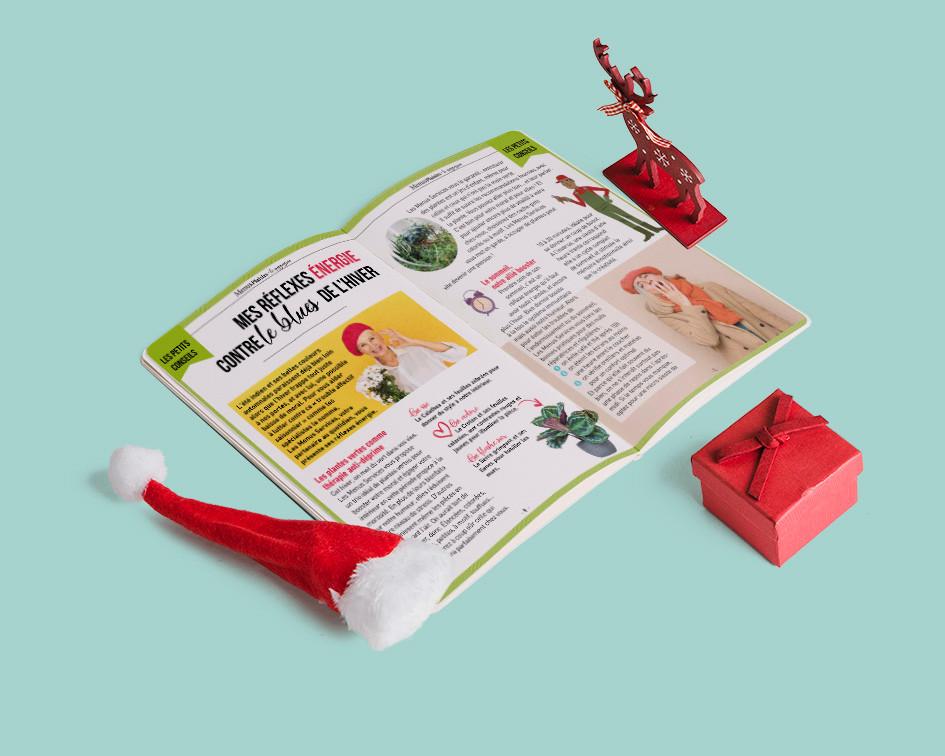 Conception graphique - magazine - direction artistique