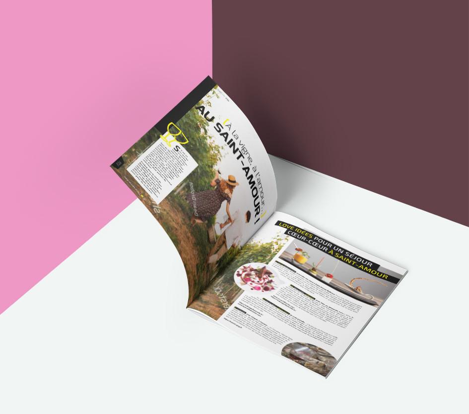 Saône & Loire magazine, édition 2021