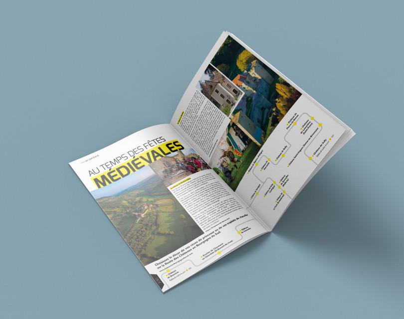 Tourisme [Saône et Loire magazine]