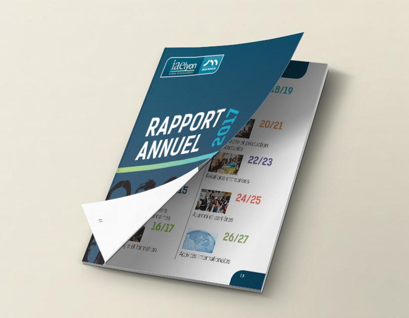 Rapport annuel [IAE pour Objectif Une]