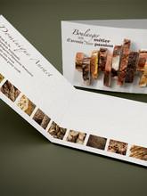 Cartes de vœux [Confédération de la boulangerie]