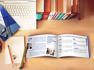 Petit leaflet commercial