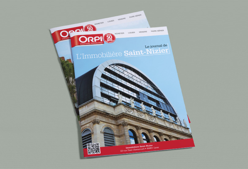 Magazines immobiliers [Orpi]