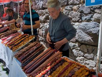 Armenian Chronicles. Food.