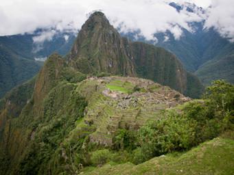 38 days in Peru