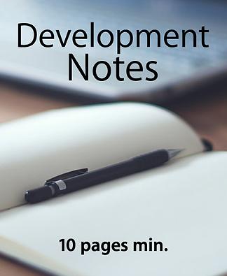 Script Development Notes | Coverage