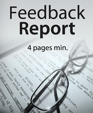 Script Feedback Report | Coverage