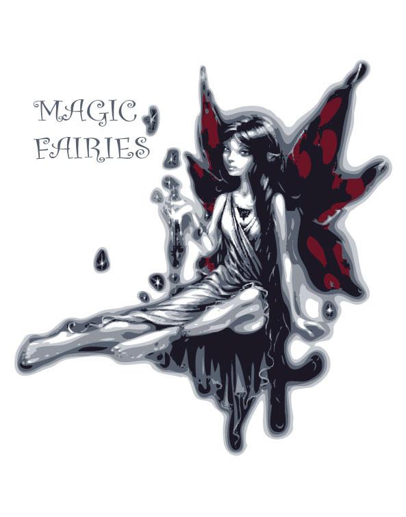 Magic fairies hair and beauty